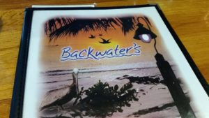 backwater's