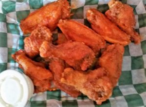 cooters Restaurant Wings