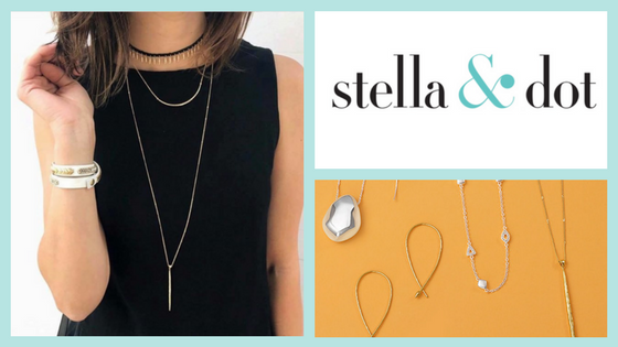 Stella and Dot Kari Layered Necklace